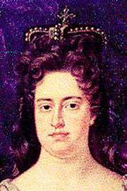 Queen Anne. (Artist unknown, studio of John Closterman. �Public Domain.)